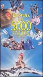 5000 Fingers of Dr T [Vhs]