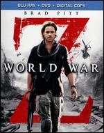World War Z [Unrated] [2 Discs] [Includes Digital Copy] [Blu-ray/DVD] - Marc Forster