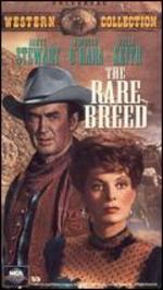 The Rare Breed [Vhs]