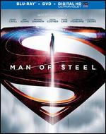 Man of Steel [2 Discs] [Includes Digital Copy] [UltraViolet] [Blu-ray/DVD] - Zack Snyder