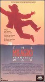Milagro Beanfield War [Vhs]