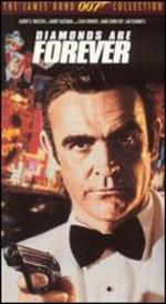 Diamonds Are Forever [Vhs]