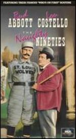 Abbott & Costello: Naughty Nineties [Vhs]