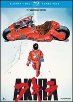 Akira [2 Discs] [Blu-ray/DVD]