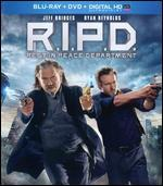 R.I.P.D. (Blu-Ray + Dvd + Digital Copy + Ultraviolet)