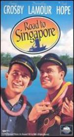 Road to Singapore [Vhs]