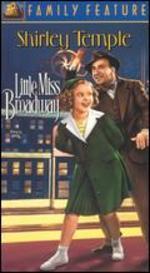 Little Miss Broadway [Vhs]