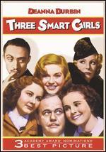 Three Smart Girls [Vhs]