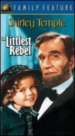 Littlest Rebel [Vhs]