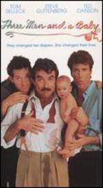 Three Men and a Baby (Vhs, 1995) (Vhs, 1995)
