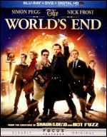 The World's End [2 Discs] [Includes Digital Copy] [UltraViolet] [Blu-ray/DVD]