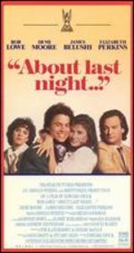 About Last Night [Vhs]