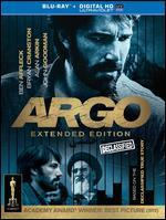 Argo [Extended Edition] [2 Discs] [Includes Digital Copy] [UltraViolet] [With Book] [Blu-ray]