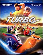 Turbo [2 Discs] [Includes Digital Copy] [Blu-ray/DVD] - David Soren