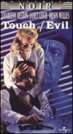 Touch of Evil-Uncut Restored Version [Vhs Tape]