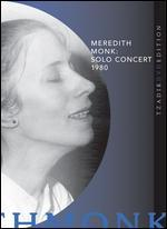 Meredith Monk: Solo Concert 1980