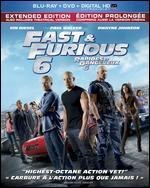 Fast & Furious 6 [Blu-ray/DVD]