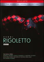 Verdi-Rigoletto / Downes, Gavanelli, Schafer, Alvarez, Royal Opera House