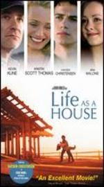 Life as a House [Vhs]