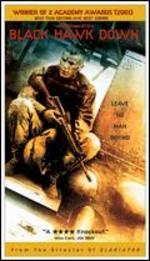 Black Hawk Down [Vhs]