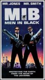 Men in Black (Widescreen Edition) [Vhs]