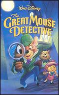 The Great Mouse Detective - Burny Mattinson; Dave Michener; John Musker; Ron Clements