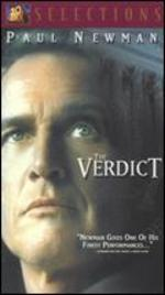 The Verdict [Vhs]