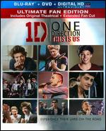 One Direction: This Is Us [2 Discs] [Includes Digital Copy] [UltraViolet] [Blu-ray/DVD] - Morgan Spurlock