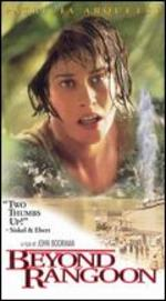 Beyond Rangoon Laser Disc Starring Patricia Arquette-Widescreen Edition
