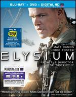 Elysium [Includes Digital Copy] [Ultraviolet] [Blu-ray/DVD]
