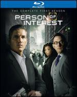 Person of Interest: The Complete First Season [6 Discs] [Blu-ray]