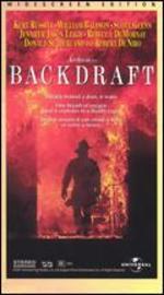 Backdraft [Vhs]