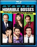 Horrible Bosses [Totally Inappropriate Edition] [3 Discs] [Includes Digital Copy] [Blu-ray/DVD] - Seth Gordon