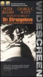 Dr Strangelove Or: How I Learned to Stop Worrying and Love the Bomb [Vhs]