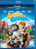 Alpha and Omega [Blu-ray/DVD]
