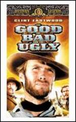 The Good, the Bad and the Ugly [Blu-ray]