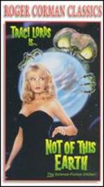 Not of This Earth [Vhs]