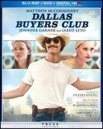 Dallas Buyers Club [2 Discs] [Includes Digital Copy] [UltraViolet] [Blu-ray/DVD]