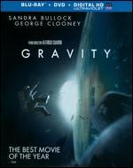 Gravity [Includes Digital Copy] [UltraViolet] [Blu-ray]