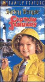 Shirley Temple: Captain January [Vhs]