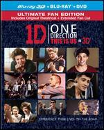One Direction: This Is Us [3D] [Blu-ray/DVD]