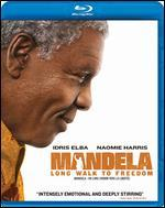 Mandela: Long Walk to Freedom ( Blingual )( Blu-Ray )