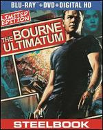 The Bourne Ultimatum [2 Discs] [Includes Digital Copy] [UltraViolet] [SteelBook] [Blu-ray/DVD] - Paul Greengrass
