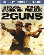 2 Guns [2 Discs] [Includes Digital Copy] [UltraViolet] [Blu-ray/DVD] [Fandango Movie Cash] - Baltasar Korm�kur