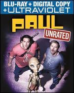 Paul [Includes Digital Copy] [UltraViolet] [Blu-ray] [Fandango Movie Cash] - Greg Mottola