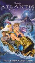 Atlantis-Milo's Return [Vhs]