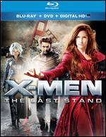 X-Men 3: The Last Stand [2 Discs] [Includes Digital Copy] [UltraViolet] [Blu-ray/DVD] - Brett Ratner