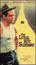 Long Hot Summer [Vhs]