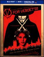 V for Vendetta [2 Discs] [Includes Digital Copy] [UltraViolet] [Blu-ray/DVD]