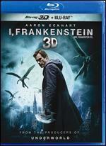 I, Frankenstein [Blu-ray] [3D]